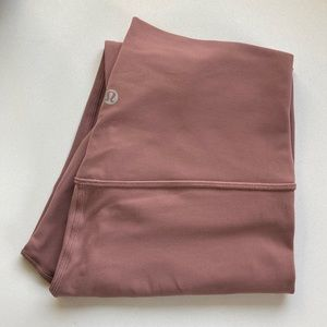 """Align Pant, Red Dust 25"""""""